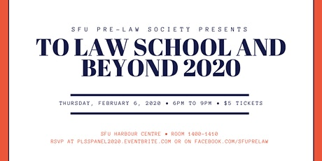 To Law School and Beyond 2020 tickets