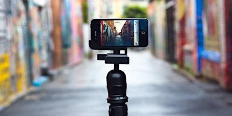 Narrativas Visuales con Dispositivos Móviles entradas
