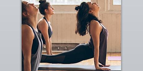lululemon x Tonal Yoga Class With Frances Flores tickets