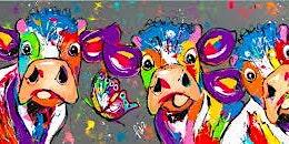 Cows & Canvas