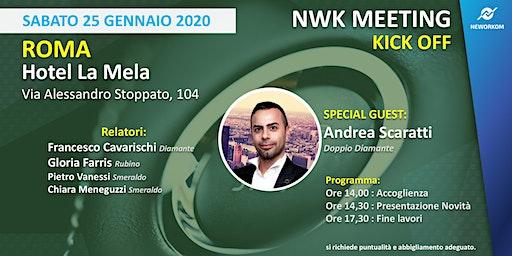 Neworkom Kickoff
