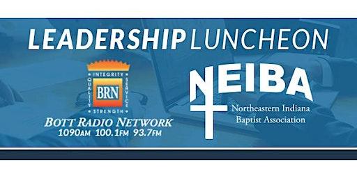 Leadership Luncheon by Bott Radio Network & NEIBA