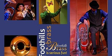 Foothills Brass Quintet: Tribute to New Orleans tickets