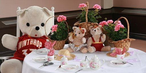 TEDDY BEAR TEA PARTY w/ Come-See-Me Festival 2020