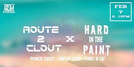 PAINT N SIP + NETWORKING: Route 2 Clout Power Vibes Vol 1 tickets