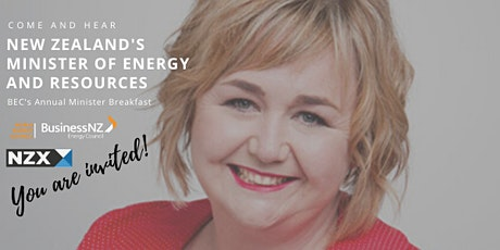 BEC's Breakfast with the Minister of Energy and Resources tickets