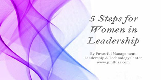 5 Steps for Women in Leadership