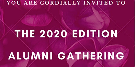 Hudson Link Alumni Gathering  2020 Edition tickets