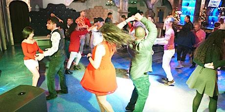 Free Tropical Salsa Wednesday Social @ DD Skyclub 02/12 tickets