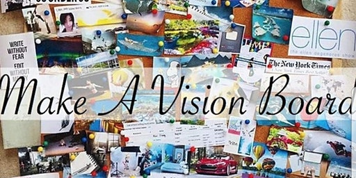 Create A 2020 Vision Board!