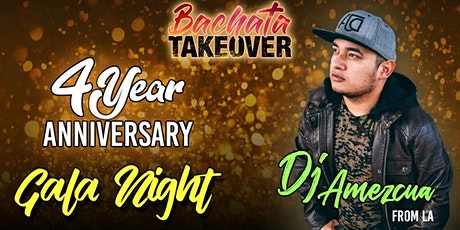 Bachata Takeover 4 Year Anniversary! tickets