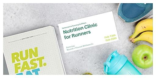 Nutrition Clinic - 2/20 Shorewood PRO