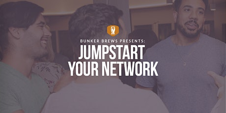 Bunker Brews Madison: Jumpstart Your Network tickets