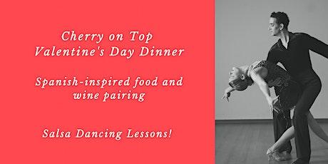 Cherry on Top Valentine's Day Dinner tickets