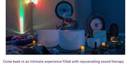 Sound Bath Immersion (FreeSpirit Yoga - Long Beach) tickets