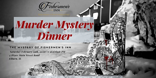 Fishermen's Inn Murder Mystery Signature Event