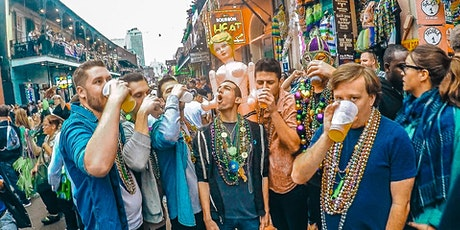 The Official Crawl of Mardi Gras tickets