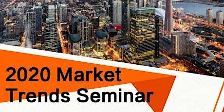 2020 Market Trends Seminar tickets