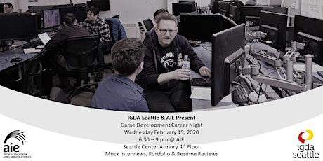 Game Development Career Night tickets