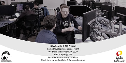 Game Development Career Night