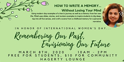 WHM: Remembering Our Past, Envisioning Our Future