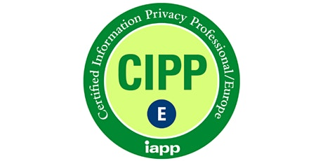 GDPR CIPP/E Certification BootCamp 2 Days Course deliver in English tickets