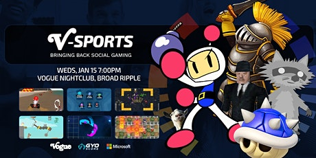 V Sports - Social Gaming Series tickets