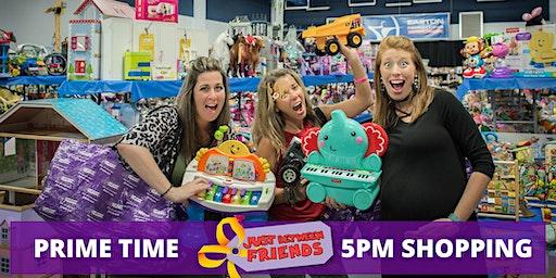 JBF Prime Time 5pm Shopping Kids MEGA Sales Event
