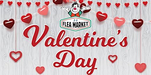 Valentine's Day Weekend at J&J Flea Market