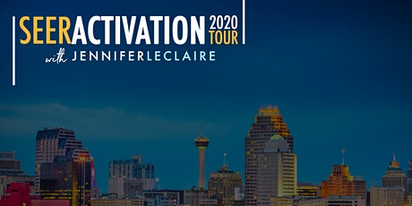 Seer Activation 2020 Tour   San Antonio, TX tickets