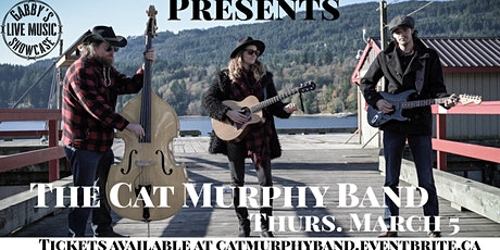 Cat Murphy Band - Gabby's Live Music Showcase tickets