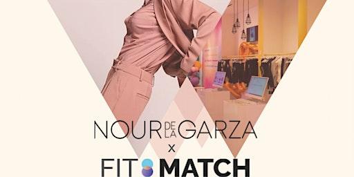 Fit:Match x Nour De La Garza Launch Event