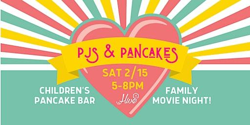 PJs & Pancakes @ The Hive