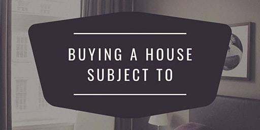 """Pro's & Con's to Buying a house """"Subject To"""""""