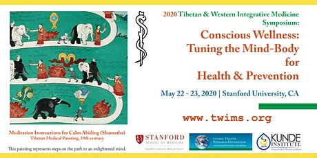 2020 TWIMS Conscious Wellness: Tuning the Mind-Body for Health & Prevention tickets