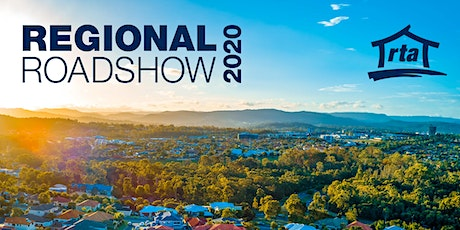 RTA Roadshow - Information Session - Property Managers/Agents - Toowoomba tickets