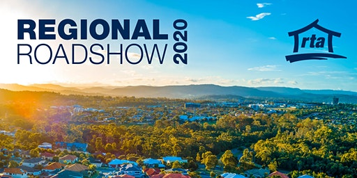 RTA Roadshow - Information Session - Property Managers/Agents - Toowoomba