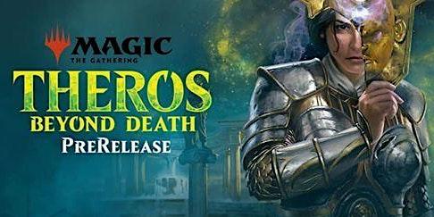 Theros Beyond Death Prerelease Midnight!