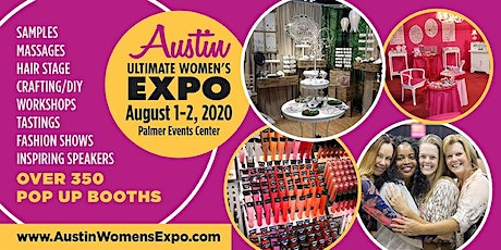 Austin Ultimate Women's Expo August 1-2, 2020 tickets