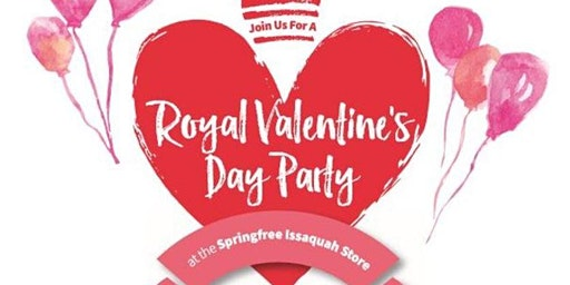 A Royal Valentine's Day Party