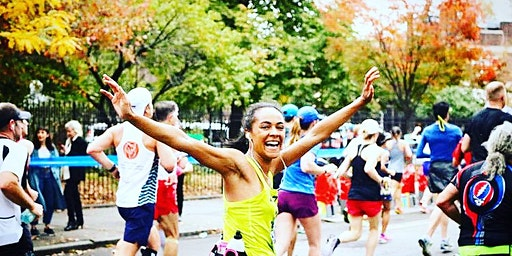 Run NYC 10 mile training run