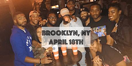 Cultural Crawl Brooklyn, NY | Booze. Food. Street Art. - Bar Crawl tickets