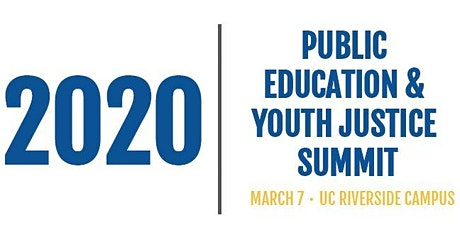 Public Education & Youth Justice Education Summit tickets