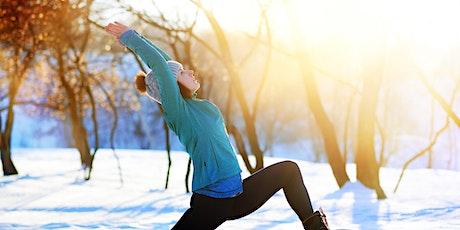 Yogaventure's Perfect Trio Wellness retreat ( Wine, Yoga, & Chocolate!) tickets