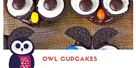 OWL CUPCAKES - Cooking Lab biglietti