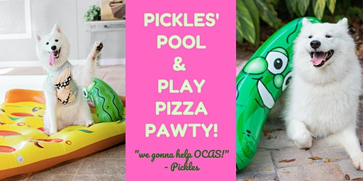 Pickles Pool  & Play Pizza Pawty