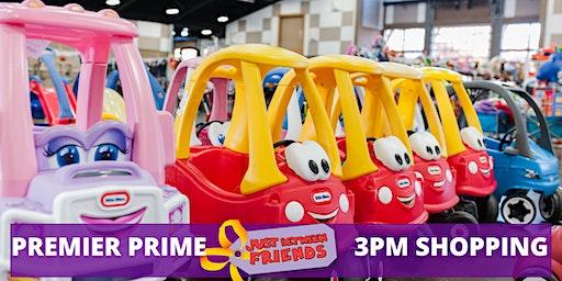 JBF Premier Prime 3pm Shopping MEGA Kids SALE