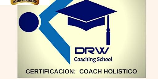 Certificación: Coach Holístico