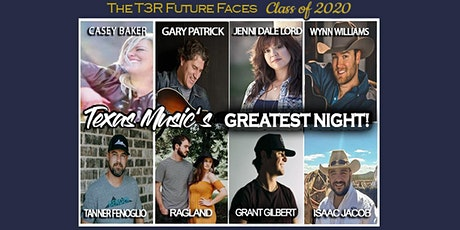 Texas Regional Radio Future Faces Show 2020 tickets