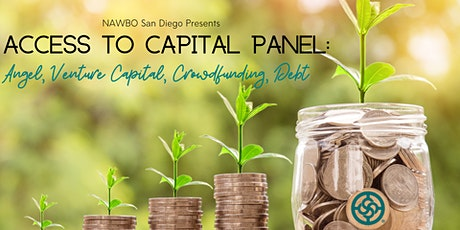 Access to Capital Panel - Angel, Venture Capital, Crowdfunding, Debt tickets